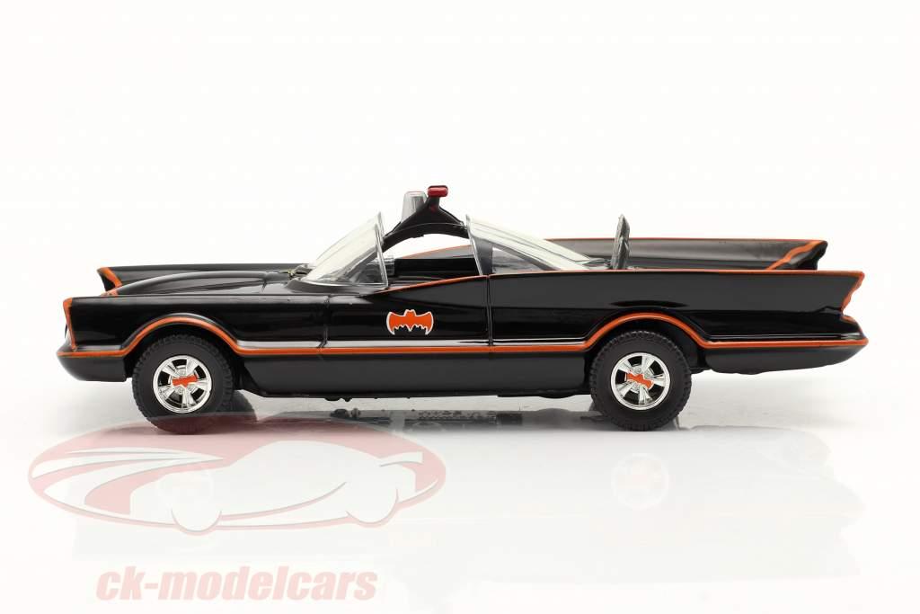 Batmobiel Batman TV Series 1966 zwart 1:43 Jada Toys