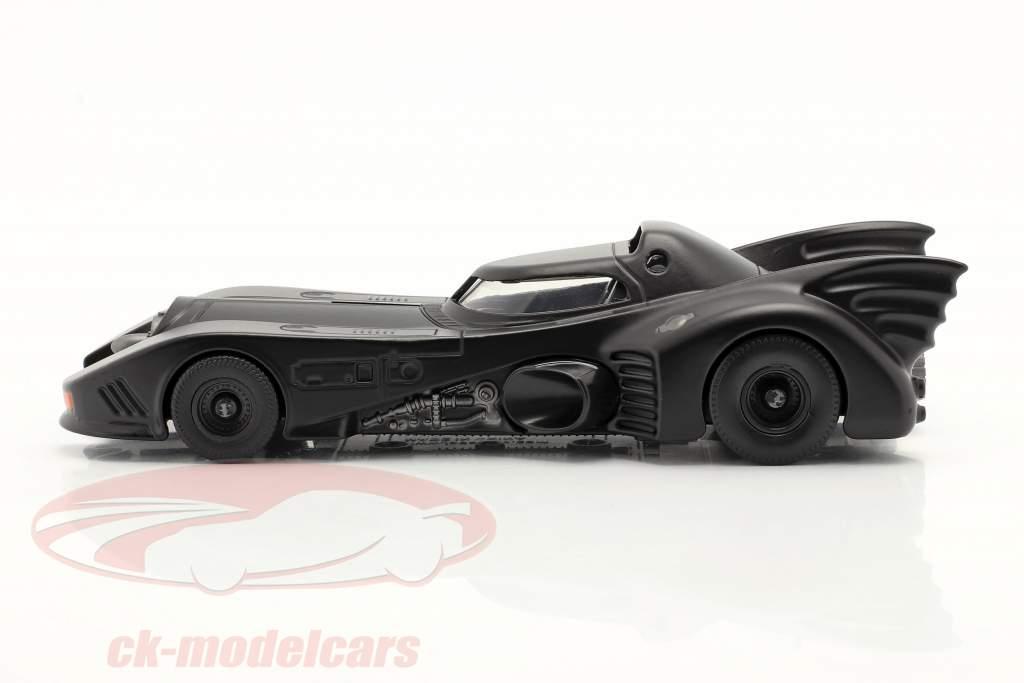 Batmobile Film Batman (1989) stuoia Nero 1:43 Jada Toys