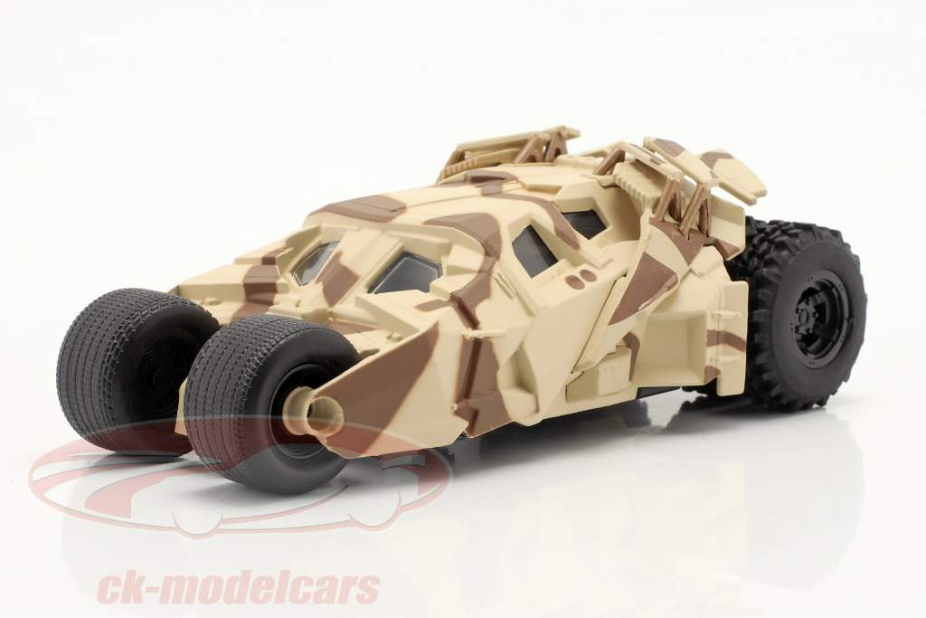 Tumbler Batmobil Film The Dark Knight (2008) camuffare 1:43 Jada Toys
