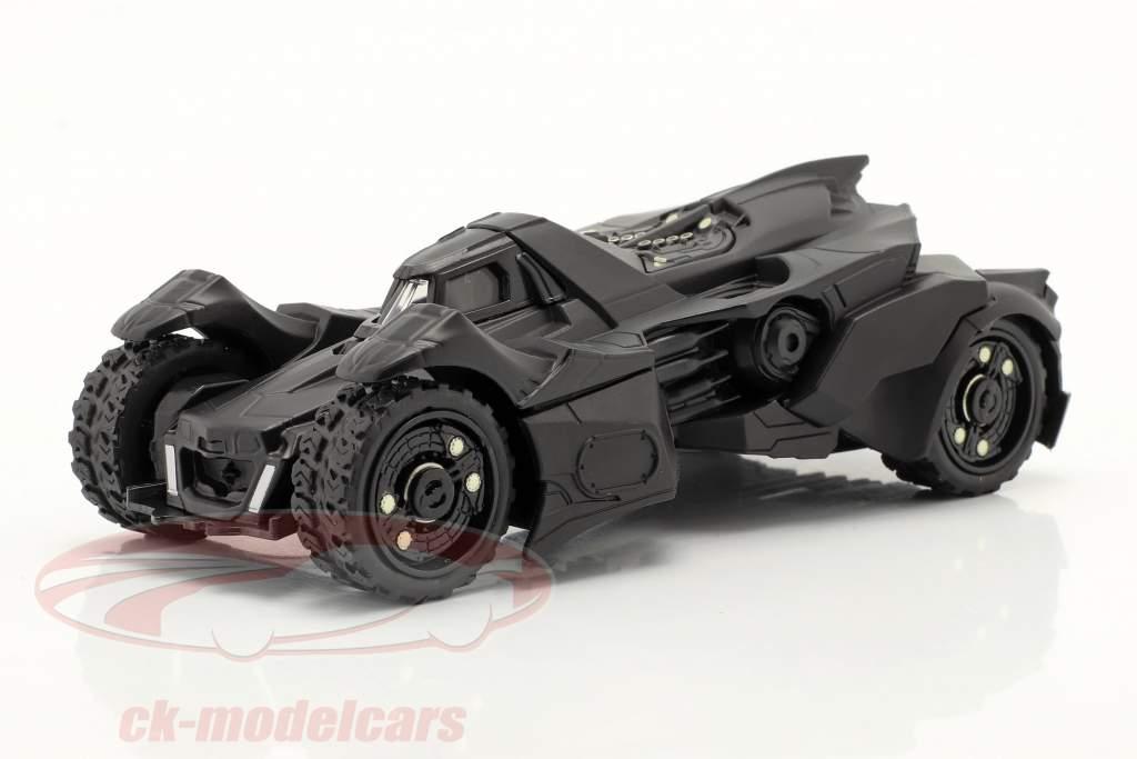 Batimóvil Batman Arkham Knight (2015) negro 1:43 Jada Toys
