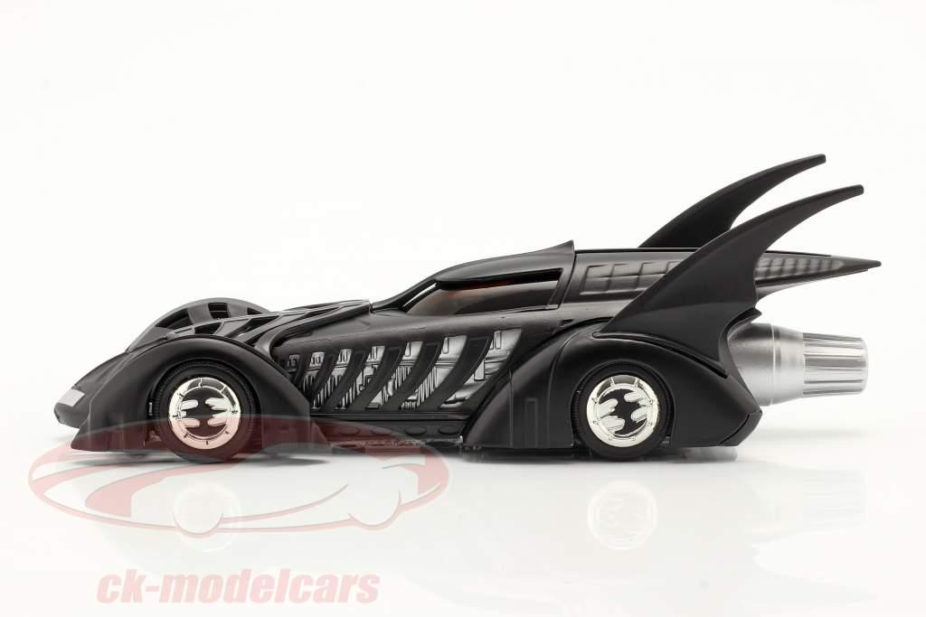 Batmobile Film Batman Forever (1995) le noir 1:43 Jada Toys