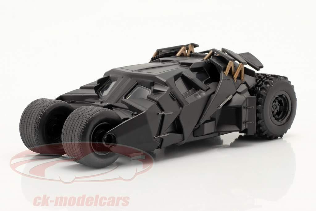 Tumbler Batmóvel Filme The Dark Knight (2008) Preto 1:43 Jada Toys