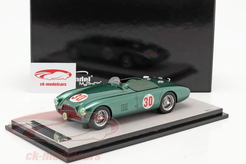 Aston Martin DB3 S #30 2nd 12h Sebring 1953 Parnell, Abecassis 1:18 Tecnomodel