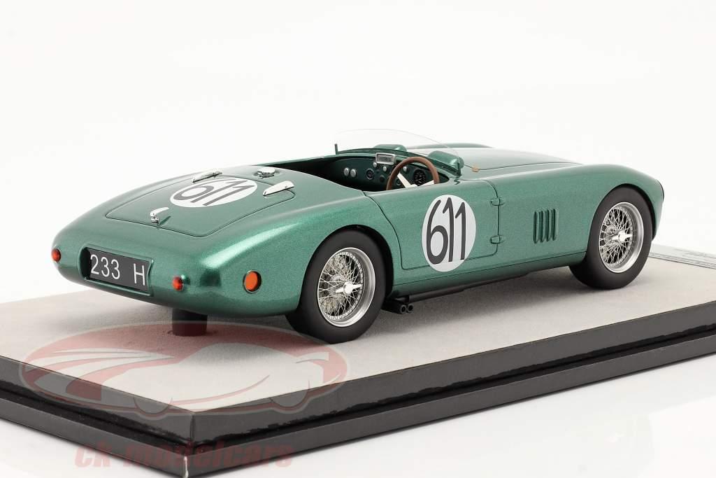 Aston Martin DB3 S #611 Quinto Mille Miglia 1953 Parnell, Klementaski 1:18 Tecnomodel