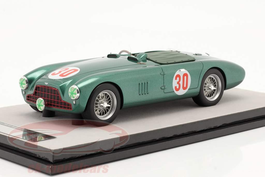 Aston Martin DB3 S #30 2do 12h Sebring 1953 Parnell, Abecassis 1:18 Tecnomodel
