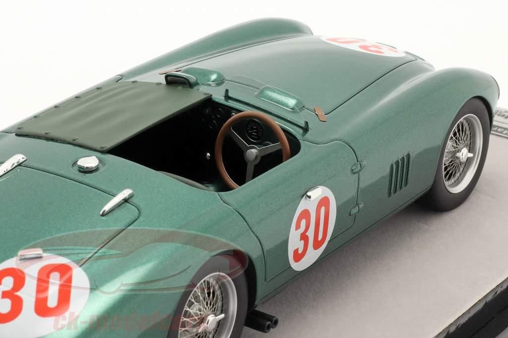 Aston Martin DB3 S #30 2° 12h Sebring 1953 Parnell, Abecassis 1:18 Tecnomodel