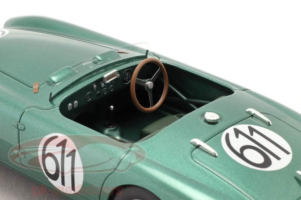 Aston Martin DB3 S #611 5th Mille Miglia 1953 Parnell, Klementaski 1:18 Tecnomodel