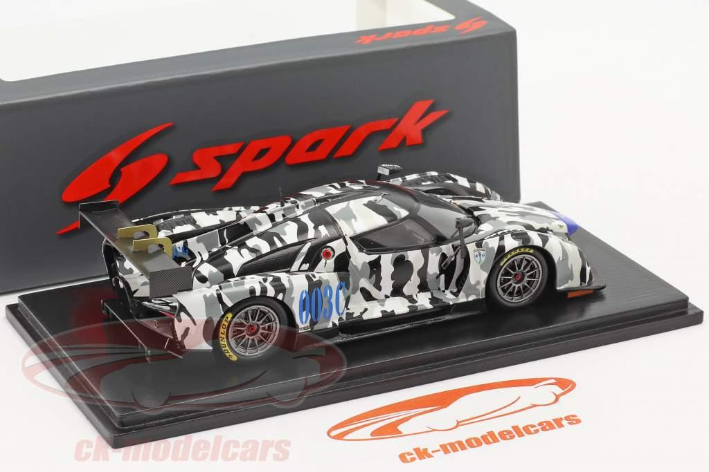 Glickenhaus SCG003C Test Car Nürburgring 2015 1:43 Spark