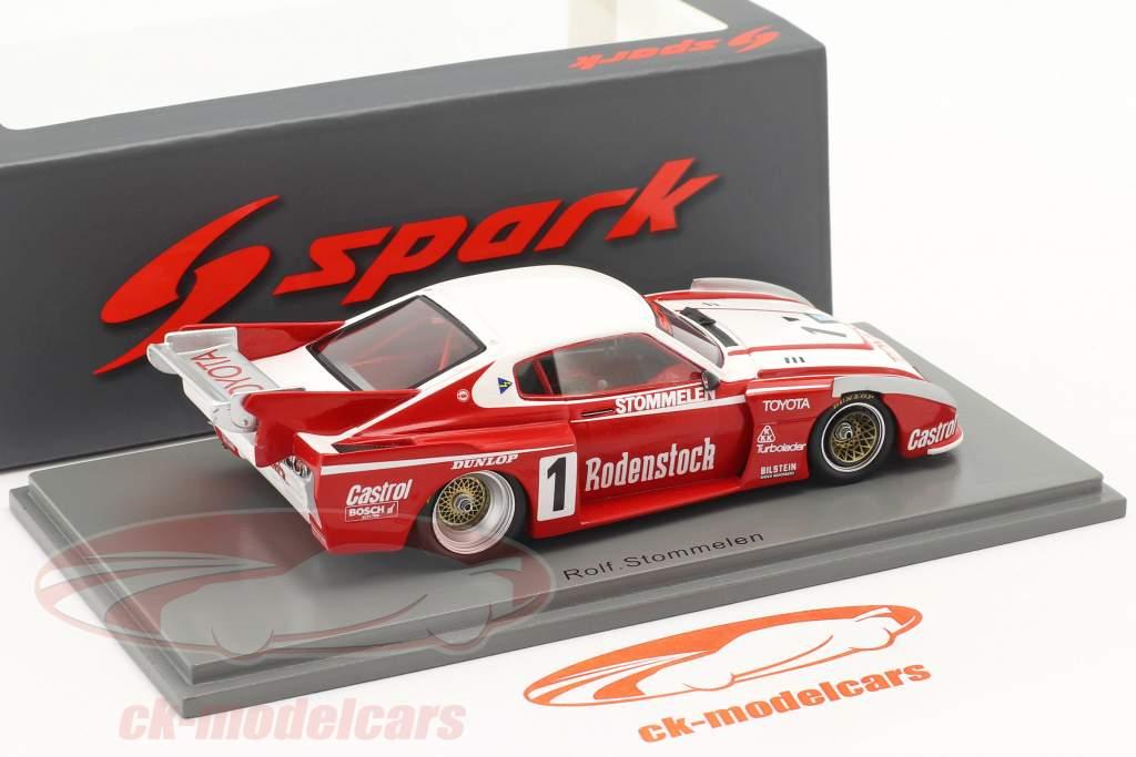 Toyota Celica LB Turbo #1 DRM Hockenheim 1978 Stommelen 1:43 Spark