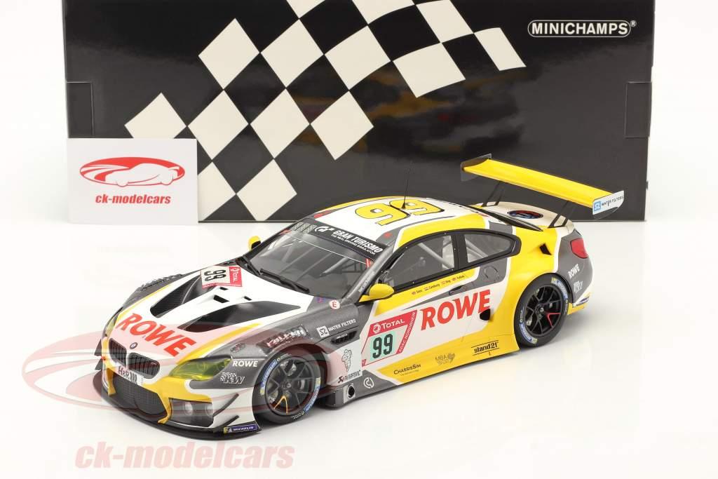 BMW M6 GT3 #99 Winner 24h Nürburgring 2020 Rowe Racing 1:18 Minichamps