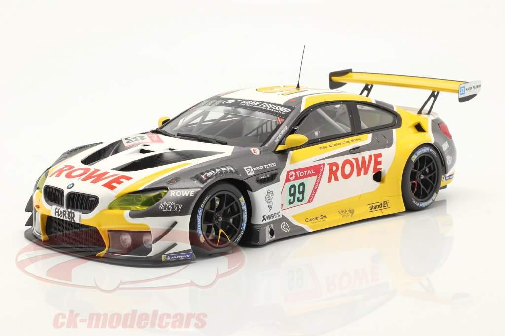 BMW M6 GT3 #99 勝者 24h Nürburgring 2020 Rowe Racing 1:18 Minichamps