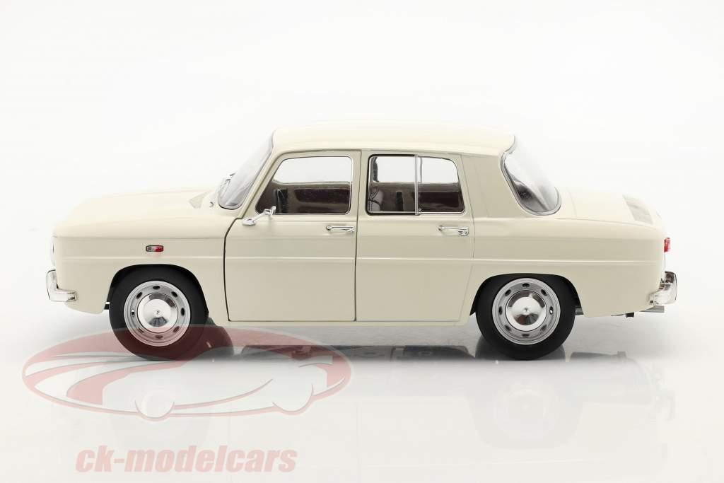 Dacia 1100 año 1968 blanco 1:18 Solido