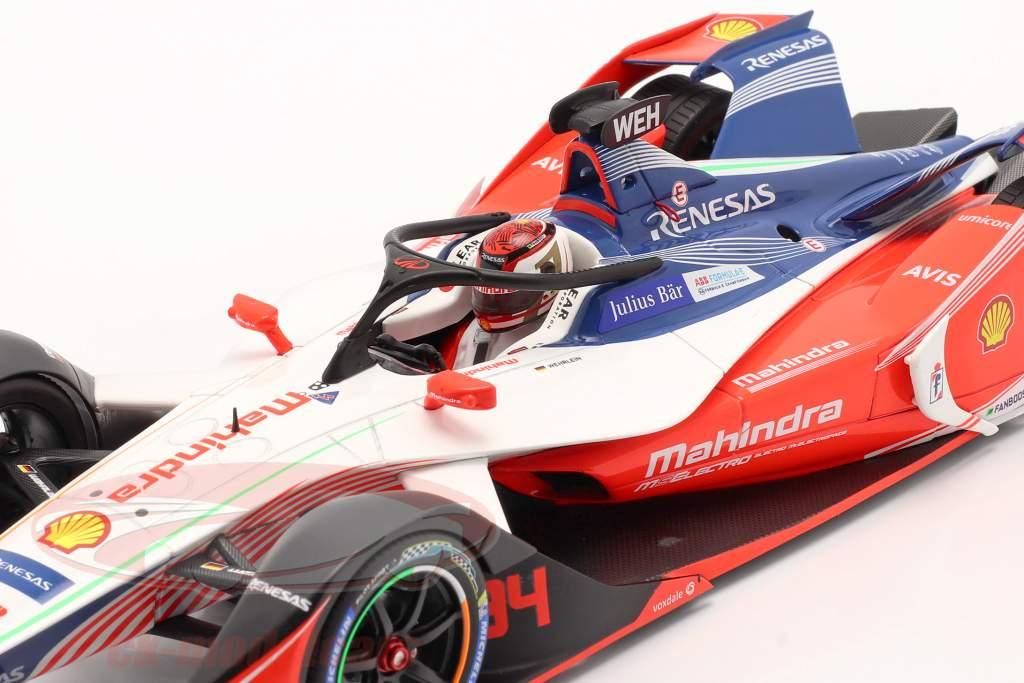 F. Rosenqvist Mahindra M5Electro #94 formule E seizoen 5 2018/19 1:18 Minichamps