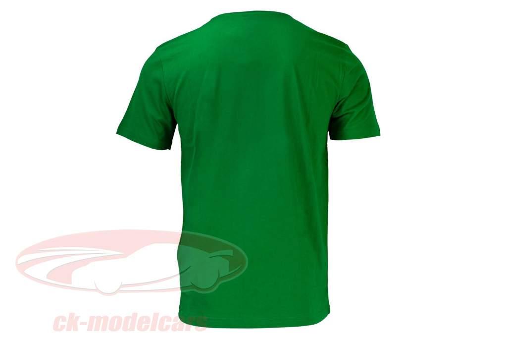 Michael Schumacher T-Shirt Primero fórmula 1 GP Spa 1991 verde