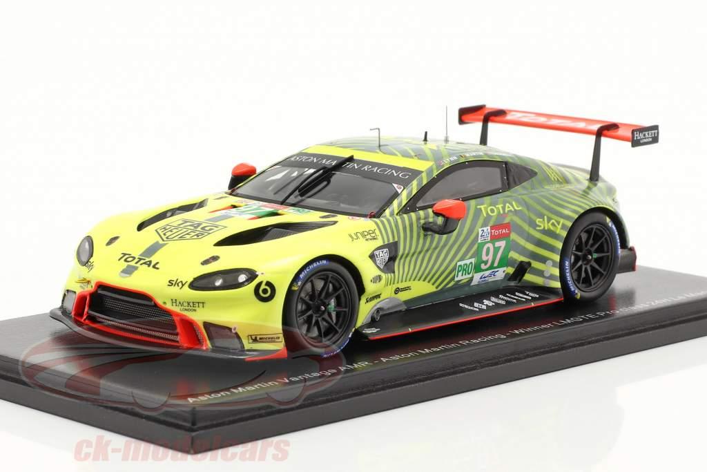 Aston Martin Vantage AMR #97 vincitore LMGTE-Pro 24h LeMans 2020 1:43 Spark