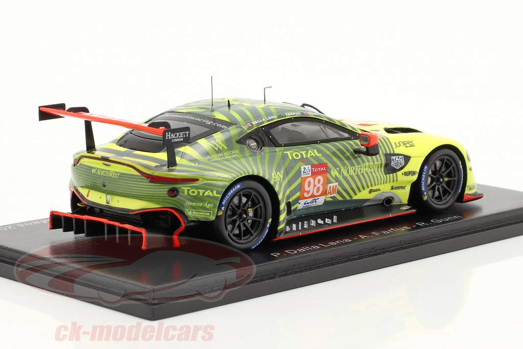 Aston Martin Vantage AMR #98 24h LeMans 2020 Aston Martin Racing 1:43 Spark