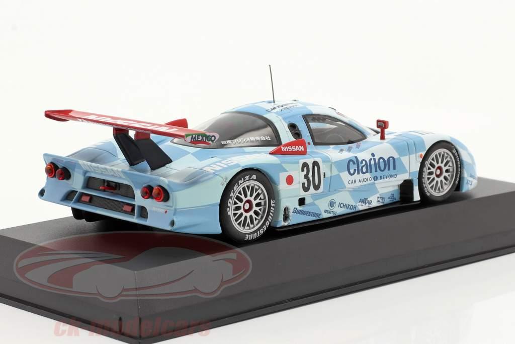 Nissan R390 GT1 #30 24h LeMans 1998 1:43 Kyosho