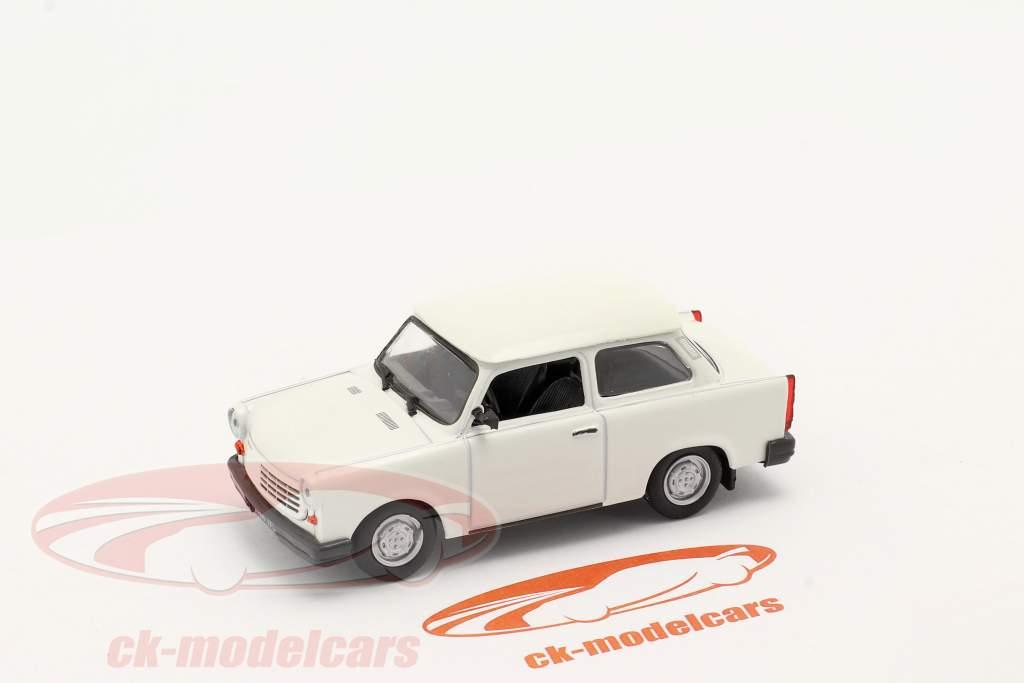 Trabant 1.1 limousine white 1:43 De Agostini