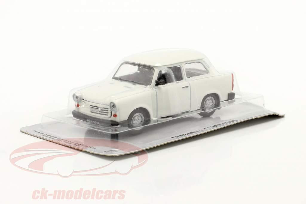 Trabant 1.1 limousine blanche 1:43 De Agostini
