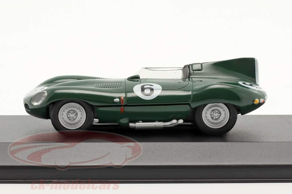 Jaguar D-Type #6 dunkelgrün 1:43 Altaya