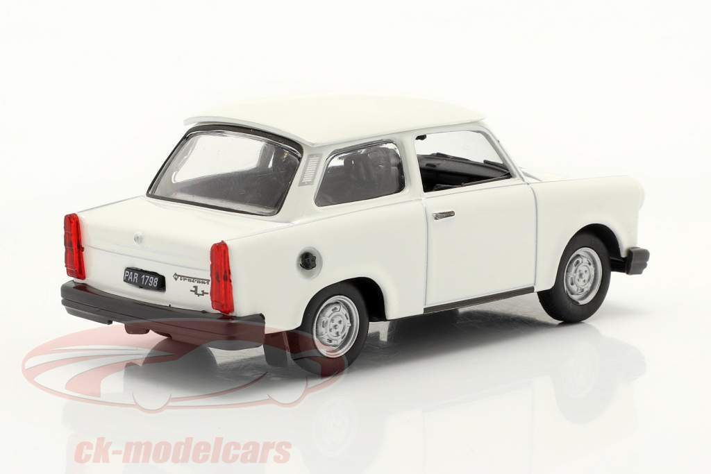 Trabant 1.1 limousine bianca 1:43 De Agostini