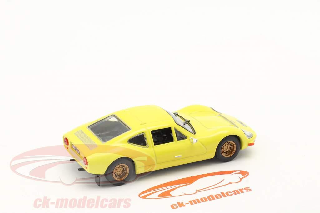Melkus RS1000 Baujahr 1969-73 gelb 1:43 Altaya