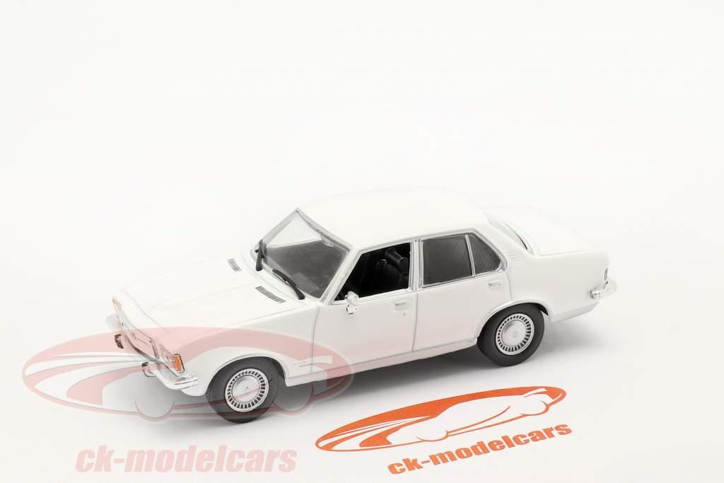 Opel Rekord hvid 1:43 Altaya