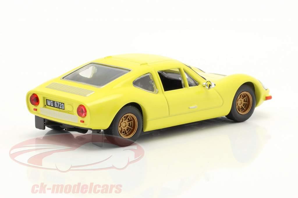 Melkus RS1000 Anno di costruzione 1969-73 giallo 1:43 Altaya