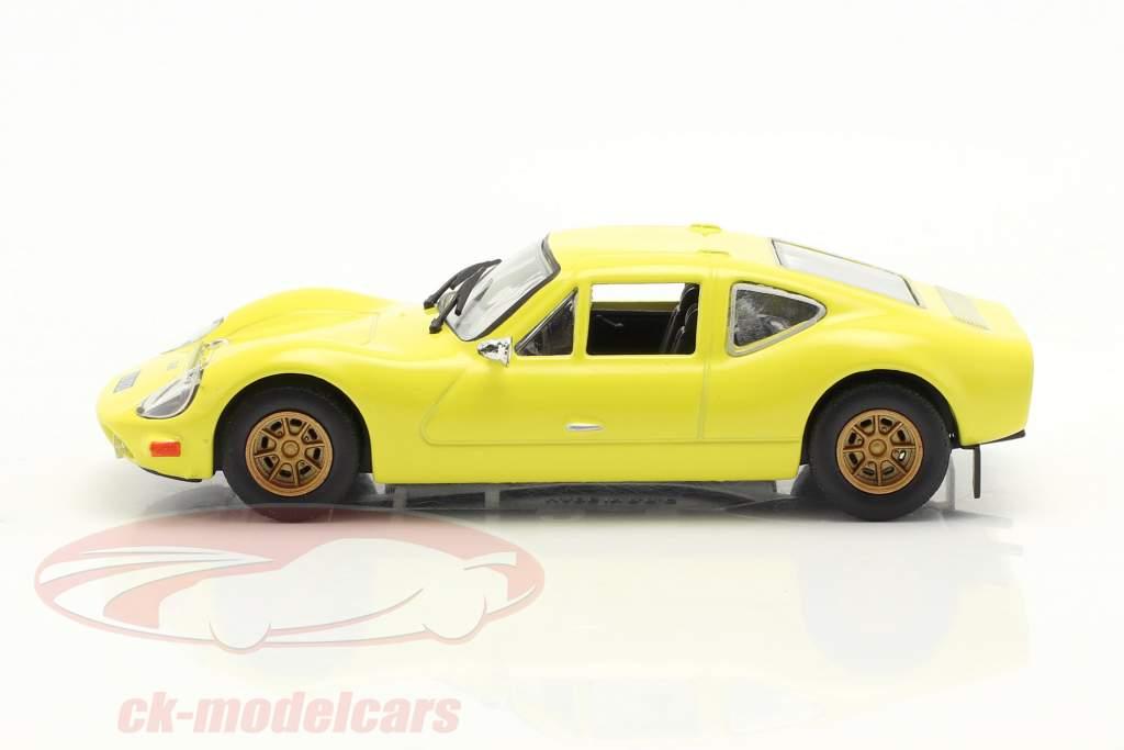 Melkus RS1000 Ano de construção 1969-73 amarelo 1:43 Altaya