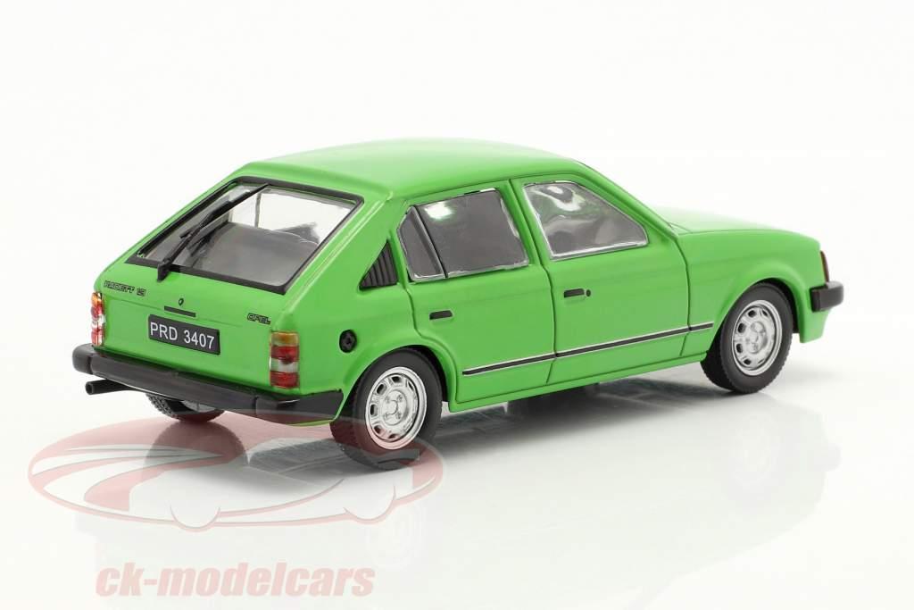 Opel Kadett D year 1979-84 green 1:43 Altaya