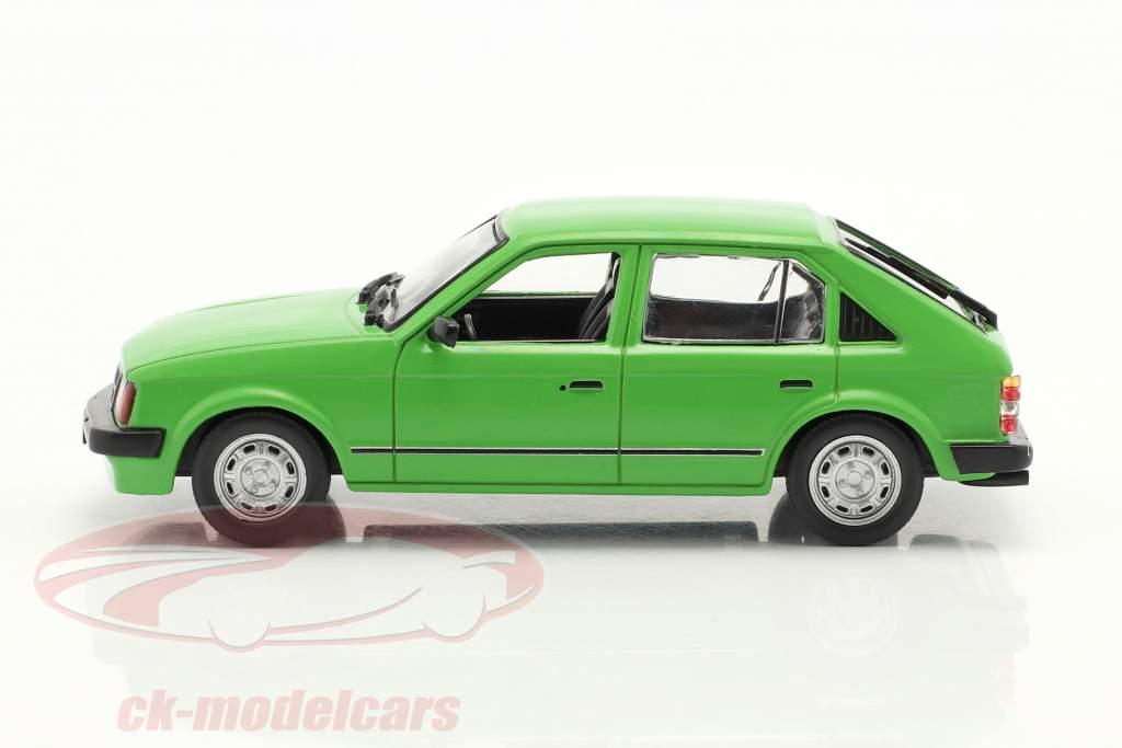 Opel Kadett D Baujahr 1979-84 grün 1:43 Altaya