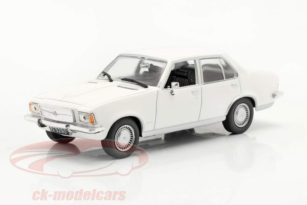 Opel Rekord blanche 1:43 Altaya