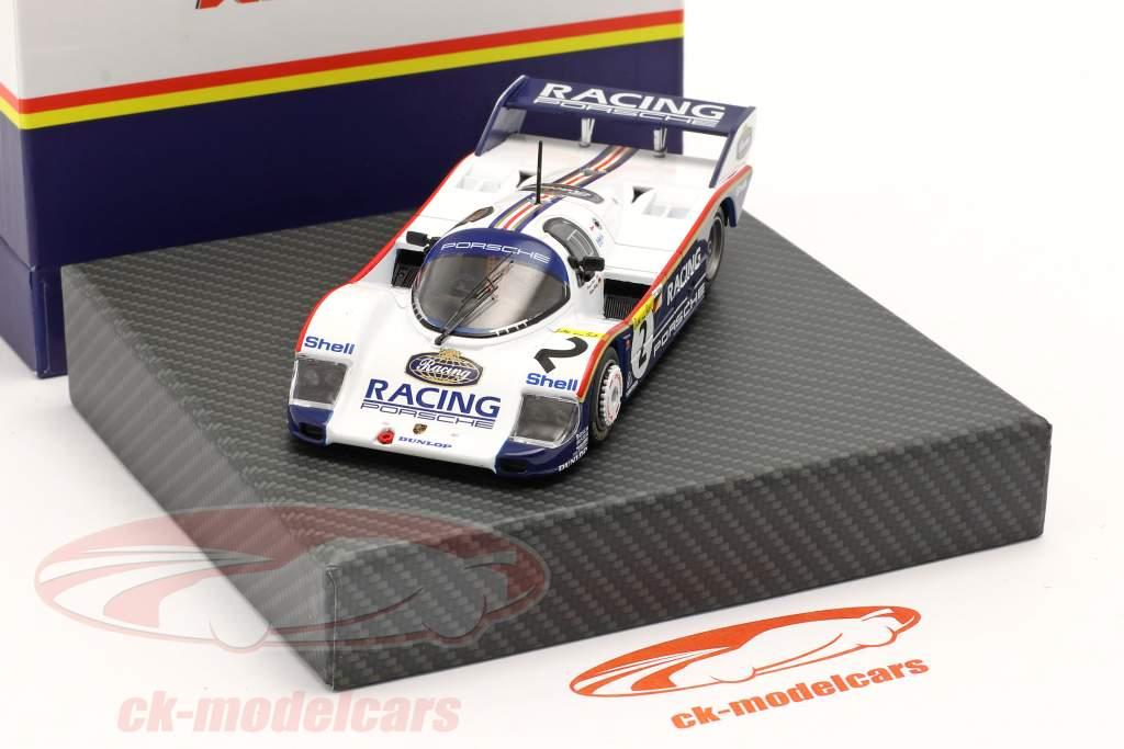Porsche 956K #2 Vuelta récord 1000km Nürburgring 1983 Bellof, Bell 1:43 Werk83