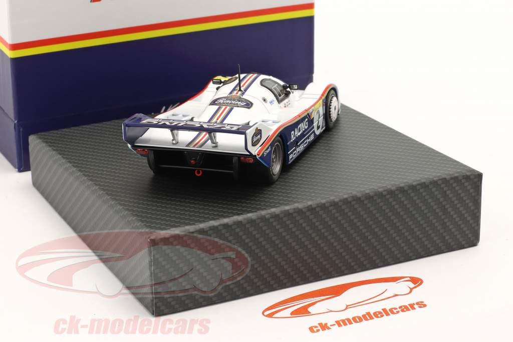 Porsche 956K #2 Tour record 1000km Nürburgring 1983 Bellof, Bell 1:43 Werk83