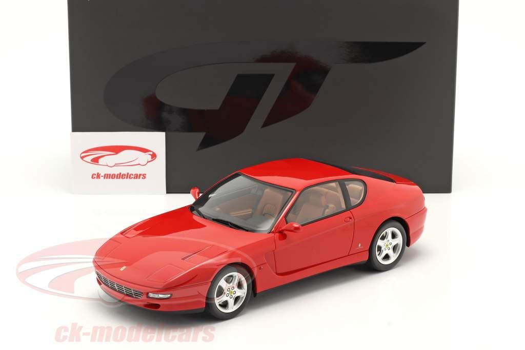 Ferrari 456 GT bouwjaar 1992 rood 1:18 GT-SPIRIT