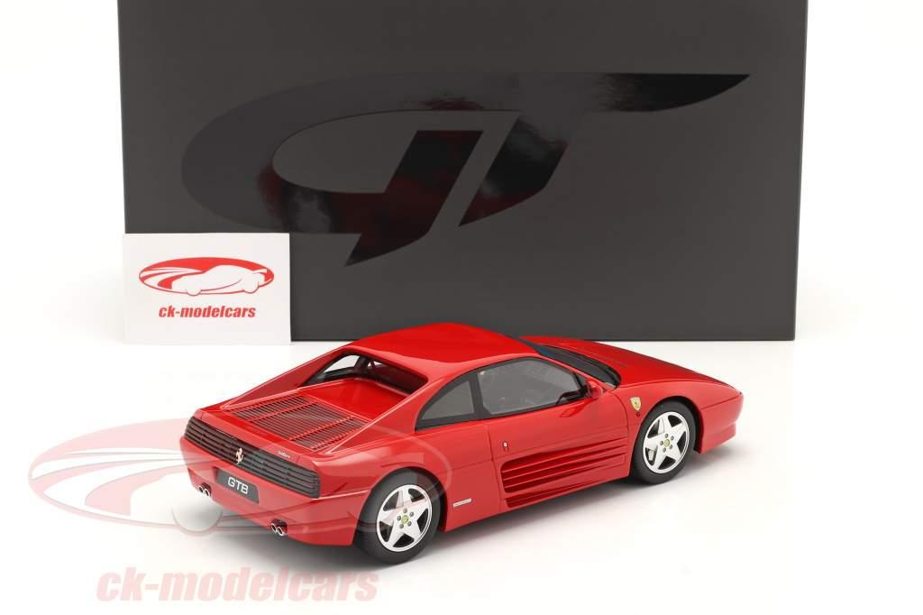 Ferrari 348 GTB year 1993 red 1:18 GT-SPIRIT