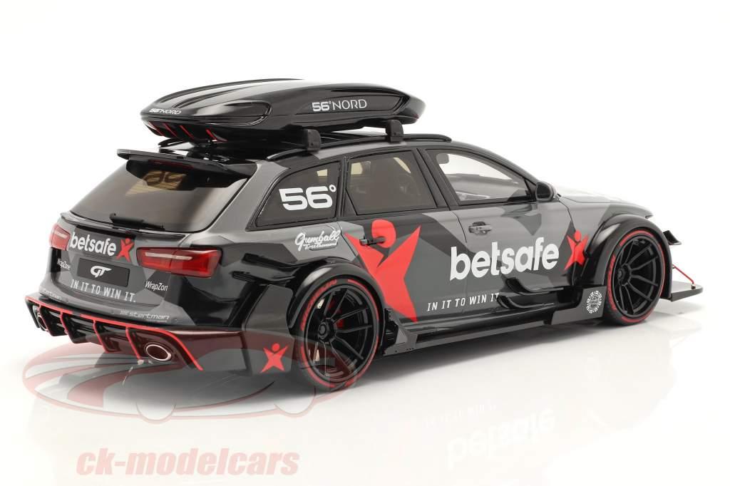 Audi RS6 C7 Avant DTM 2015 camuffare 1:18 GT-SPIRIT