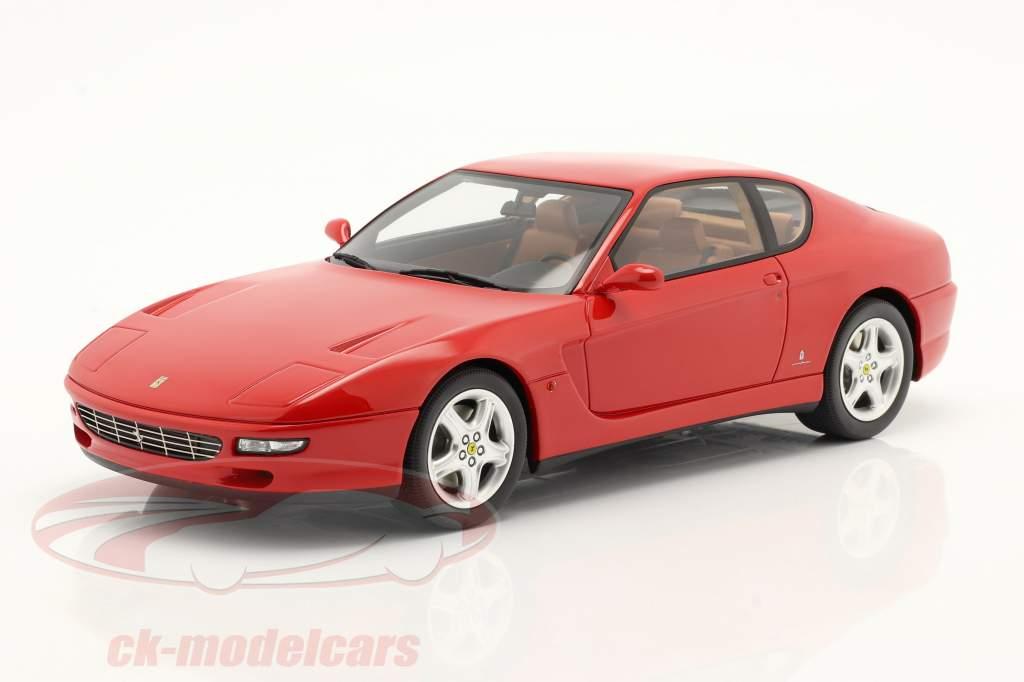 Ferrari 456 GT Baujahr 1992 rot 1:18 GT-SPIRIT