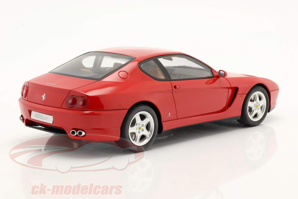 Ferrari 456 GT Año de construcción 1992 rojo 1:18 GT-SPIRIT