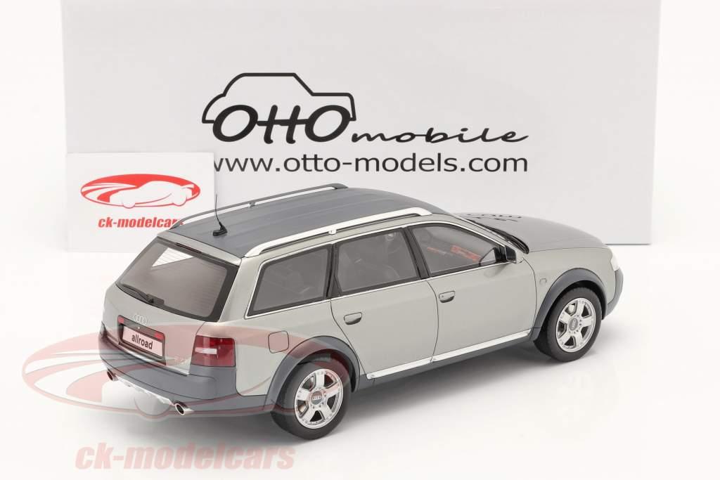 Audi Allroad Quattro Anno di costruzione 2000 Grigio 1:18 OttOmobile