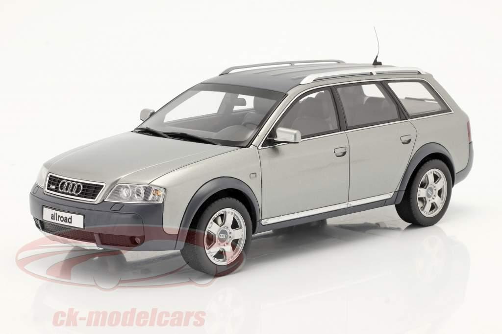 Audi Allroad Quattro year 2000 grey 1:18 OttOmobile