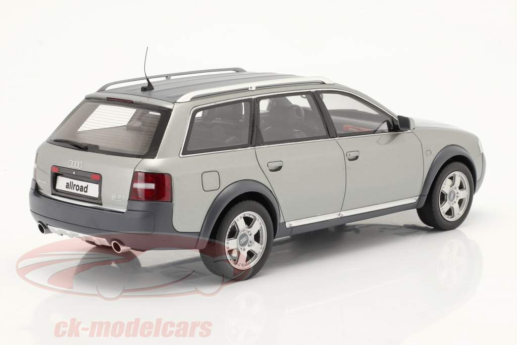 Audi Allroad Quattro bouwjaar 2000 Grijs 1:18 OttOmobile