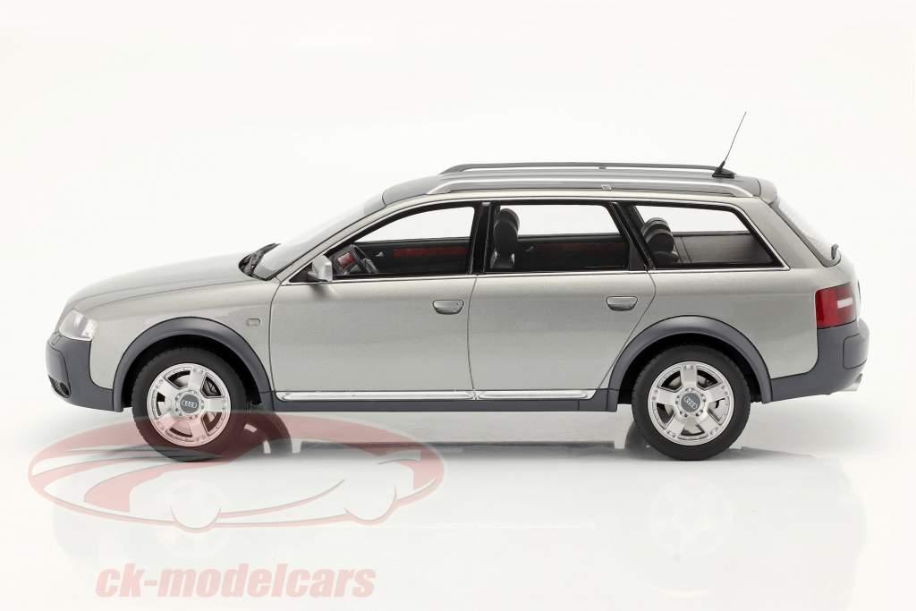 Audi Allroad Quattro Année de construction 2000 gris 1:18 OttOmobile
