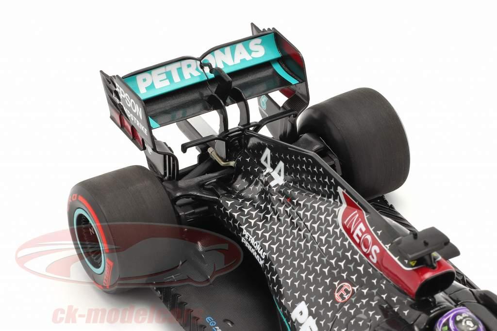 L. Hamilton Mercedes-AMG F1 W11 #44 91日 勝つ Eifel GP F1 2020 1:18 Minichamps