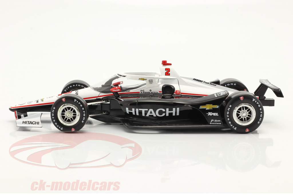Josef Newgarden Chevrolet #2 IndyCar Series 2021 1:18 Greenlight