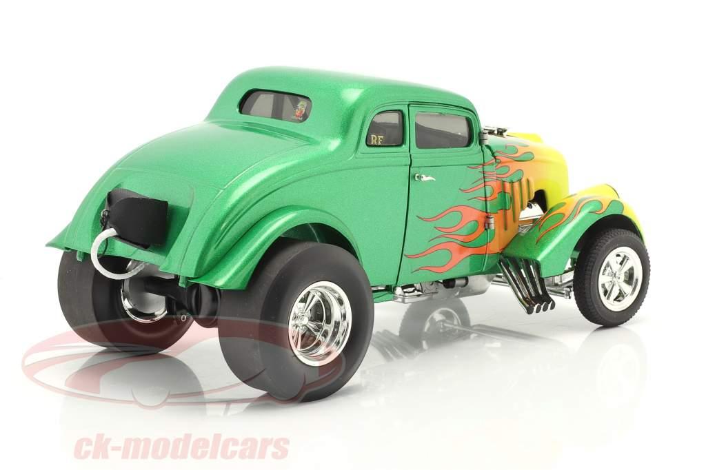 Gasser Rat Fink Année de construction 1933 vert / jaune 1:18 GMP