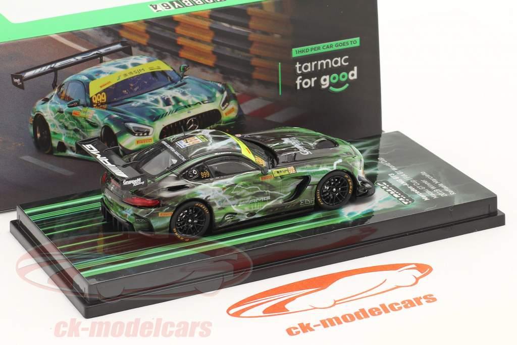 Mercedes-Benz AMG GT3 #999 Vencedora FIA GT World Cup Macau 2019 1:64 Tarmac Works