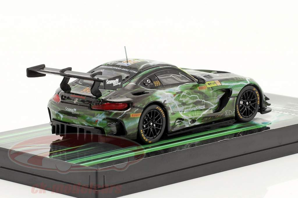 Mercedes-Benz AMG GT3 #999 Winner FIA GT World Cup Macau 2019 1:64 Tarmac Works