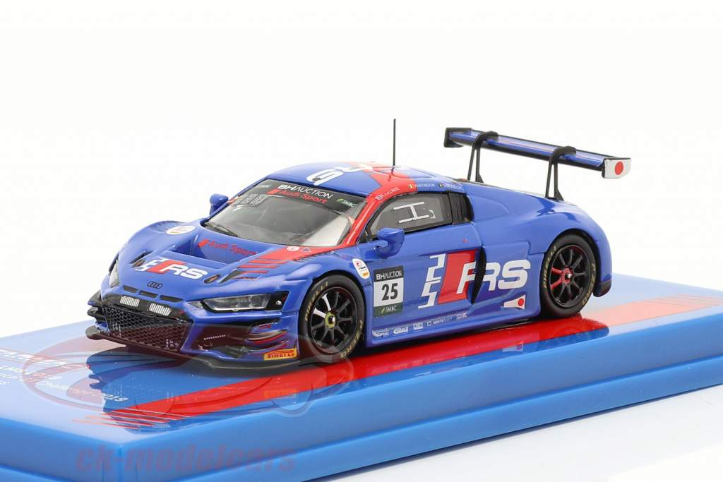 Audi R8 LMS #25 Vencedora Suzuka 10h 2019 1:64 Tarmac Works