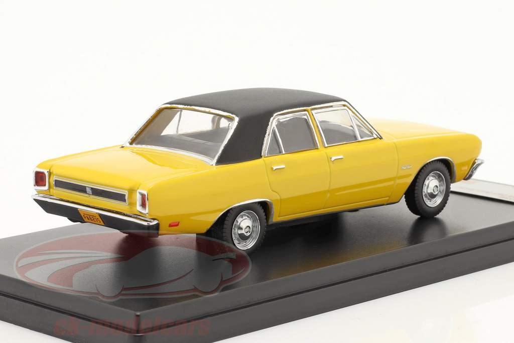 Dodge Dart Gran Sedan Baujahr 1976 gelb 1:43 Premium X